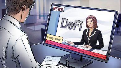 صورة تزداد الأموال المحجوزة في DeFi بمقدار مليار دولار حيث يشير المحللون إلى المنافسة الصاعدة بعد الانتخابات