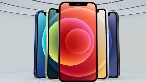 """آبل هواتفها الجديدة """"آيفون 12"""" بتقنية الجيل الخامس"""