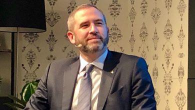 ريبل تتطلع إلى الانتقال إلى لندن على موقف متوافق مع XRP ، كما يقول الرئيس التنفيذي