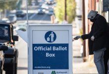 صورة Overstock Touts التصويت على تطبيق Voatz Blockchain كحل لمشكلة الانتخابات الأمريكية