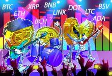 صورة تحليل الأسعار 10/23: BTC، ETH، XRP، BCH، BNB، LINK، DOT، LTC، ADA، BSV