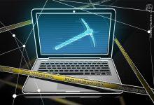 صورة تم القبض على رجل إيطالي يُزعم أنه يستخدم أنظمة كمبيوتر بالمطارات لتعدين الإيثيريوم