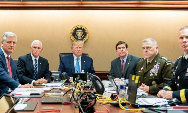 """يصف صقور ترامب الأمنية دفاتر الحسابات الموزعة بأنها """"حاسمة"""" في سباق التسلح التكنولوجي بين الولايات المتحدة والصين"""