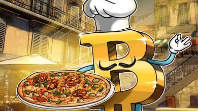 صورة تقبل بيتزا هت بيتكوين للفطائر في فنزويلا