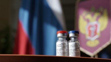 صورة أكثر الهند من 100 مليون جرعة من اللقاح الروسي ضد كوفيد -19