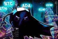 صورة أهم 5 عملات مشفرة يجب مشاهدتها هذا الأسبوع: BTC و ETH و ADA و XLM و XEM