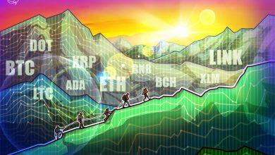 صورة تحليل الأسعار 11/30: BTC ، ETH ، XRP ، BCH ، LINK ، LTC ، ADA ، DOT ، BNB ، XLM