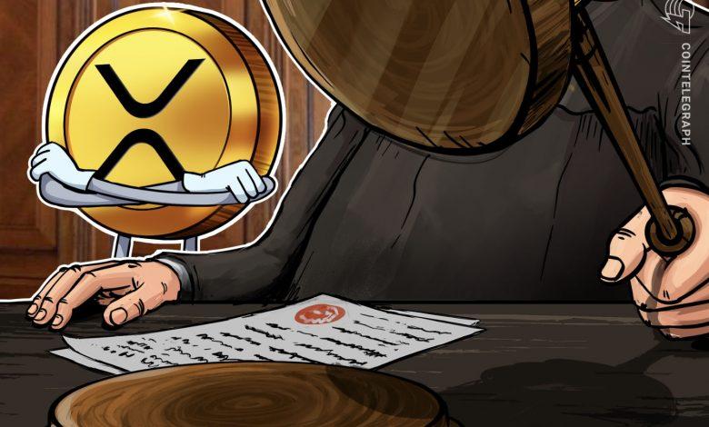 SEC تكشف عن دعوى بقيمة 1.3 مليار دولار ضد Ripple على XRP