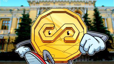 صورة يعارض البنك المركزي الروسي العملات المستقرة المربوطة بالروبل