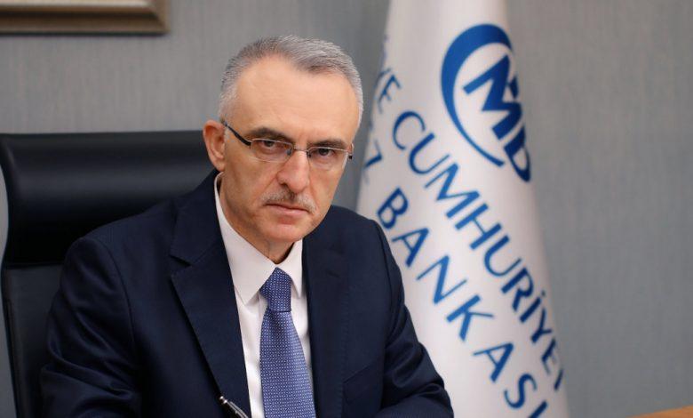 تركيا تجريب العملة الرقمية في عام 2021 ، كما يقول محافظ البنك المركزي
