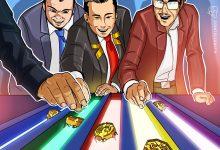 يتنافس كبار الوسطاء في اليابان مع بورصات العملات المشفرة للحصول على حصة في السوق