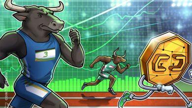 يشتري الثيران في Bitcoin إعادة اختبار دعم BTC بقيمة 35 ألف دولار مع ارتفاع العملات البديلة