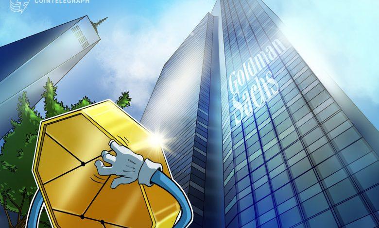 يقول Goldman Sachs إن Bitcoin في طريقها إلى النضج