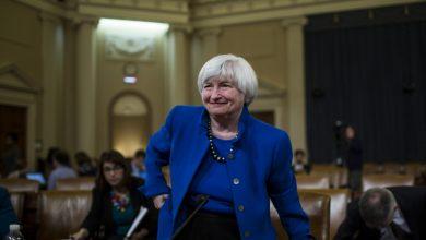 مجلس الشيوخ يؤكد أن جانيت يلين وزيرة خزانة الولايات المتحدة