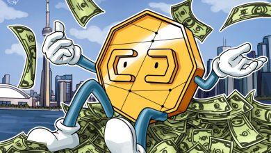 أول صندوق بيتكوين عام في كندا يصل إلى مليار دولار